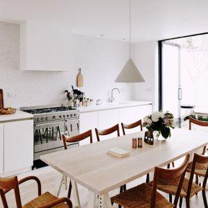 Cegła w kuchni. Fot. Wienerberger/Mike Tsang Photographs