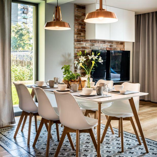 Nieduży dom dla rodziny - zobacz przytulne wnętrza