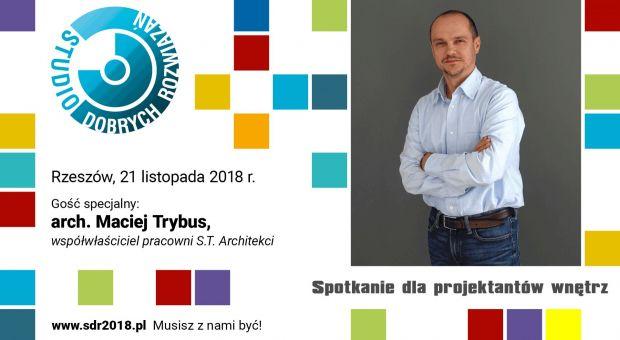 Maciej Trybus gościem specjalnym SDR w Rzeszowie