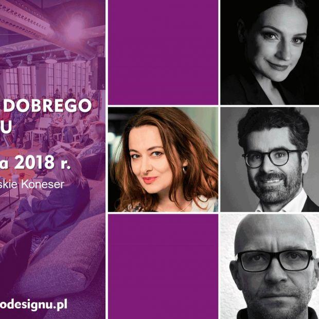 Design 4.0 - poznaj uczestników dyskusji na Forum Dobrego Designu 2018