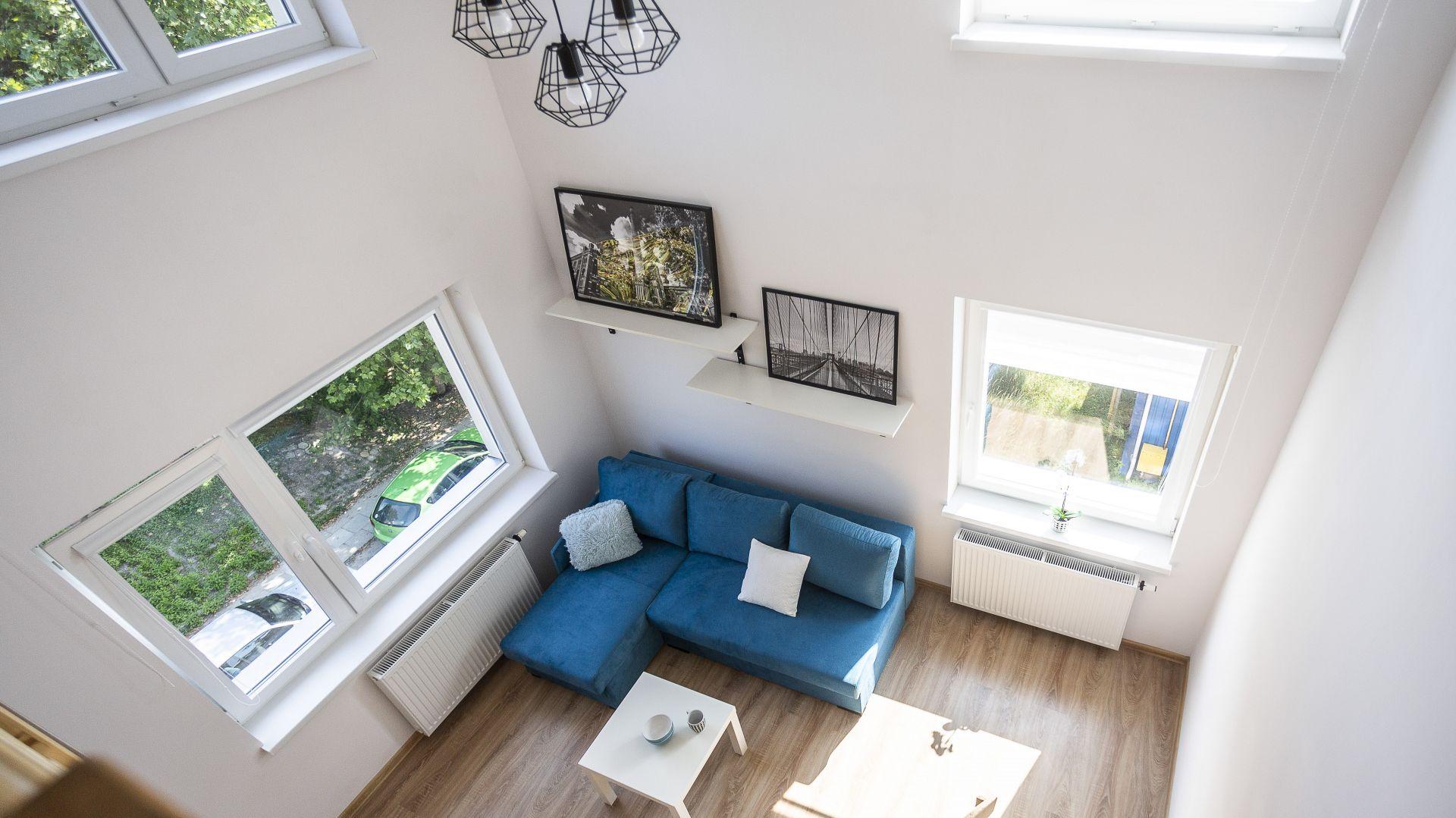 Małe mieszkanie na wynajem. Fot. PTWP