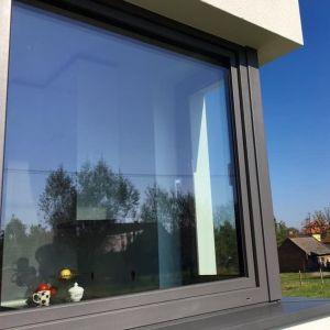 Nowoczesne okna. Fot. Oknoplus
