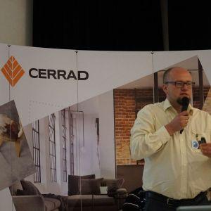 Artur Sieczka z firmy Cerrad