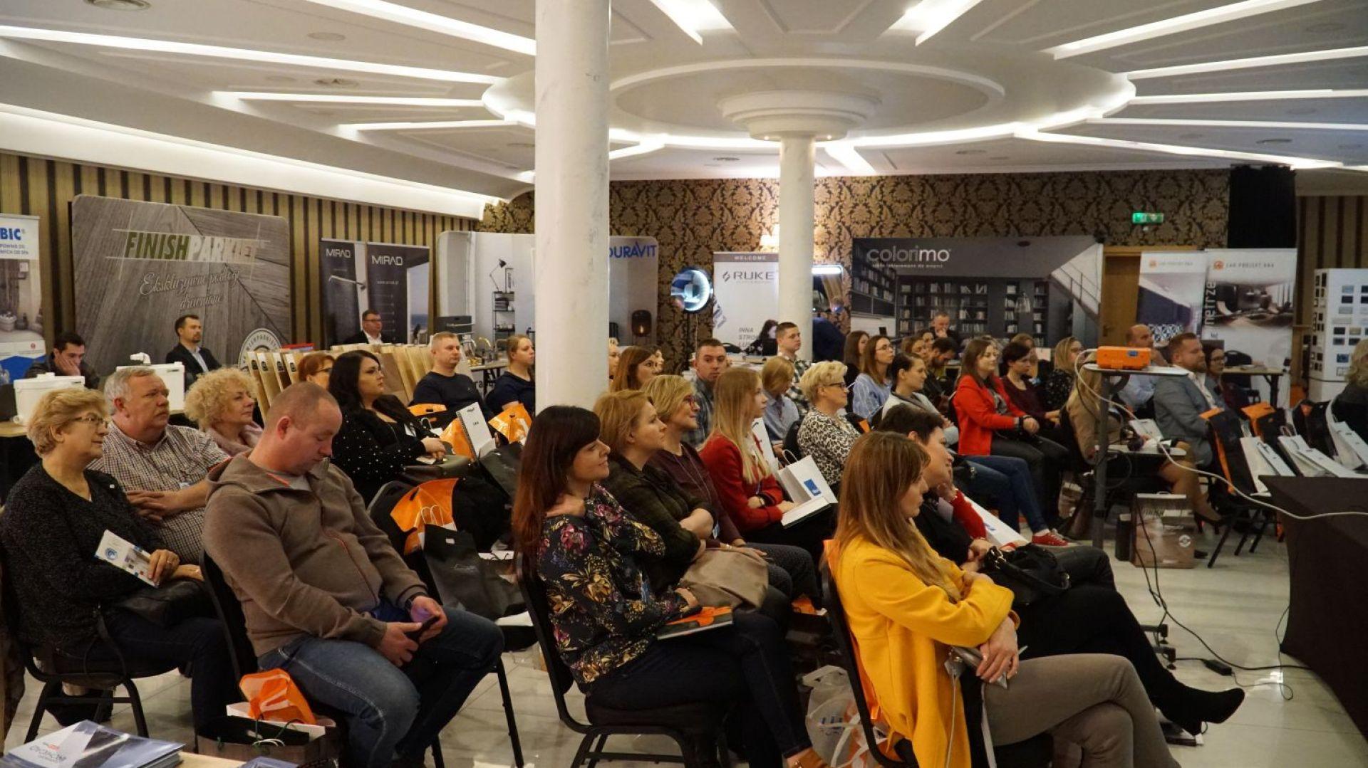 Ponad 80 osób uczestniczyło w spotkaniu Studia Dobrych Rozwiązań w Radomiu