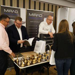 Stoisko firmy Mirad