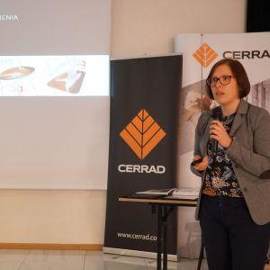 Karolina Kabot z firmy Szkilnik Design