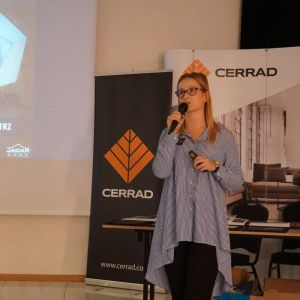 Justyna Pietrzyk z firmy Jadar Home