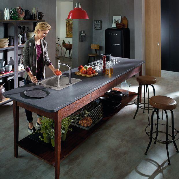 Nowoczesna kuchnia: 10 pomysłów na strefę zmywania