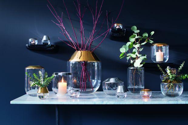Szkło dekoracyjne - zobacz piękne kolekcje naczyń i dodatków