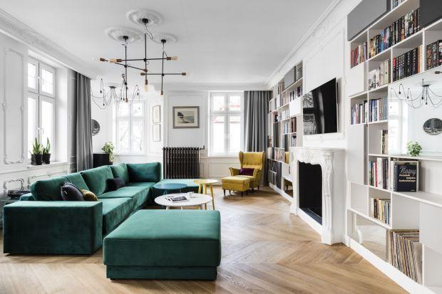 Piękne mieszkanie w kamienicy z paryską duszą