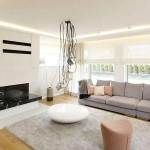 Funkcjonalne i komfortowe mieszkanie - któż nas o takim nie marzy? Projekt: Agnieszka Hajdas-Obajtek. Fot. Bartosz Jarosz