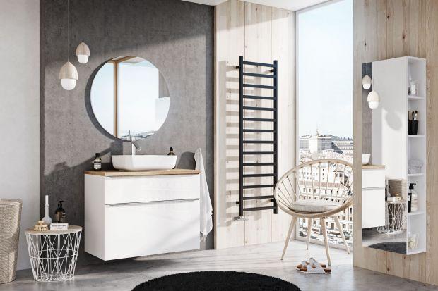 Lubicie loftowe klimaty? Zobaczcie jak urządzić modną, stylową łazienkę z charakterem.