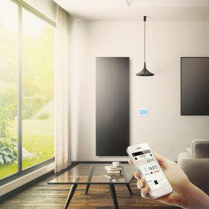 Systemem Temp CO E3 można sterować na odległość za pośrednictwem witryny www czy aplikacji na urządzenia mobilne; w skład systemu wchodzą m.in. elektroniczny termostat do sterowania grzejnikami TemCo TH oraz TempCo cool do sterowania źródłem chłodu. Purmo
