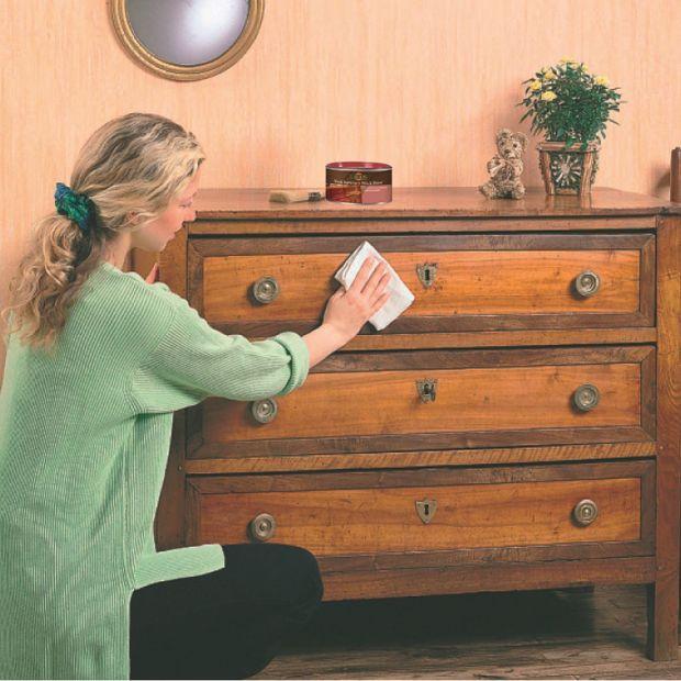 Renowacja mebli -  przywróć im dawny blask