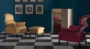 Współczesna forma ikonicznego fotela Sanluca Poltrona Frau powstała w czasach funkcjonalnego designu lat 60. minionego stulecia. Mebel z wyrazistą tożsamością, odporny na mody, doczekał się właśnie nowej odsłony.