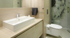 Mała łazienka może nie tylko wyglądać przytulnie, komfortowo i elegancko, ale może być też wygodna i sprawiać wrażenie przestronnej. Wszystko za sprawą przemyślanego projektu i właściwie skomponowanej kolorystyki.