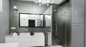 Jak ładnie urządzić szarą łazienkę? W naszej galerii pokazujemy przykładowe aranżacje z domów Polaków.