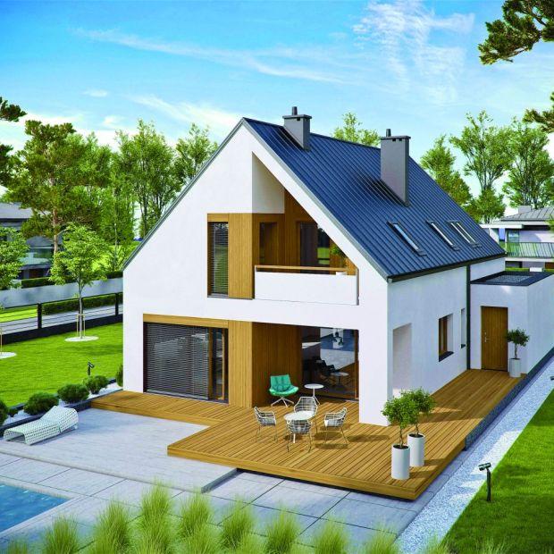 Dom energooszczędny. Idealne 130 metrów dla współczesnej rodziny