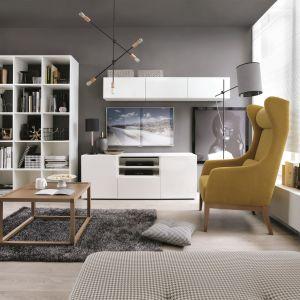 Kolekcja mebli Modai w stylu minimalistycznym. Fot. Black Red White