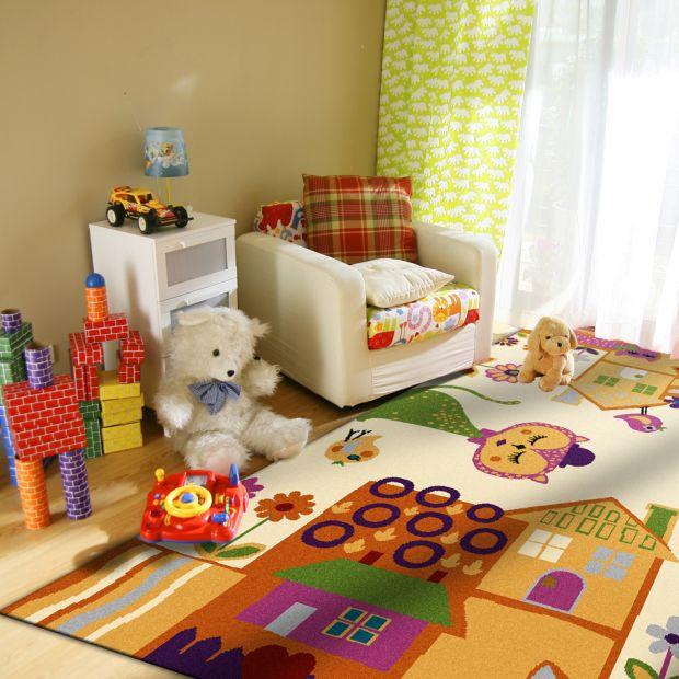 Dywan do pokoju dziecka - jak wybrać najlepszy