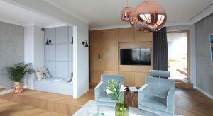 Pomysłówna ustawienie telewizora w salonie jest wiele. Zobaczcie 20 gotowych aranżacji z polskich domów.