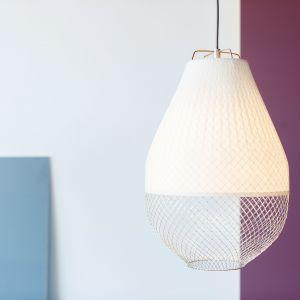 Lampa Open Meshmatics. Fot. Masha Bakker