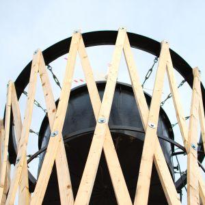 Wieża ciśnień - projekt Rick Tegelaar i Arno Geesink
