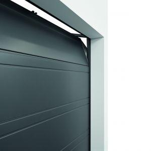 Energooszczędne bramy garażowe - czujnik klimatyczny. Fot. Hörmann