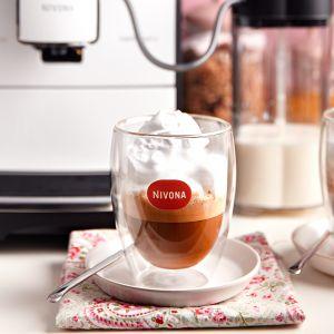Kawa w wielkomiejskim stylu:  warszawska wuzetka. Fot. Nivona