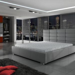 Łóżko tapicerowane Paris marki Comforteo. Fot. Comforteo