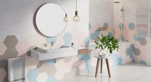 Strefa umywalki, ciekawie zaaranżowana, wyposażona w akcesoria niezbędne do codziennej pielęgnacji, może stać się wspaniałą wizytówką każdej łazienki.