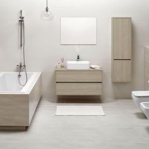 Kolekcja wyposażenia łazienki Crea. Fot. Cersanit