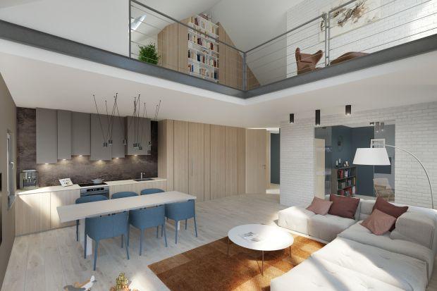Świetnym rozwiązaniem w wysokich wnętrzach jest antresola, która nada im oryginalnego charakteru i umożliwi kreatywne zagospodarowanie przestrzeni.