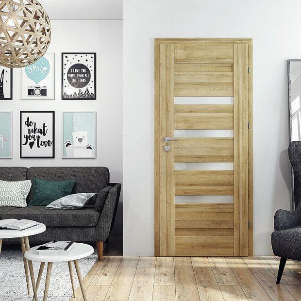 Drzwi wewnętrzne: 10 pięknych kolekcji