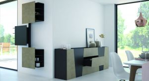 Trendesetterzy zachęcają do eksperymentowania z materiałami wykończeniowymi, jednocześnie kładąc mocny akcent na elegancki minimalizm i efekt wizualnej lekkości wnętrza.