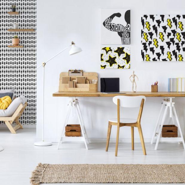 Domowe biuro: aranżacja w trzech prostych krokach