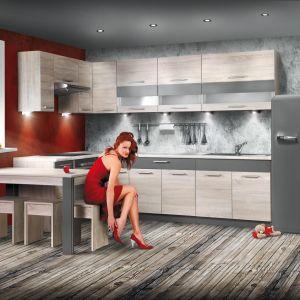 Szara kuchnia model KAMduo. Fot. KAM