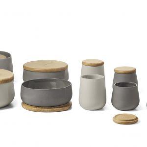 Ceramika zaprojektowana razem z  pracownią Tabanda