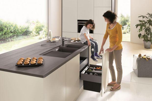 Dziecko w kuchni - tak zadbasz o jego bezpieczeństwo