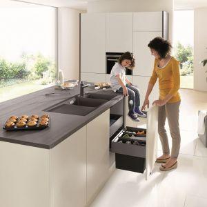 Bezpieczna i praktyczna kuchnia - gotujemy z dziećmi. Fot. Comitor