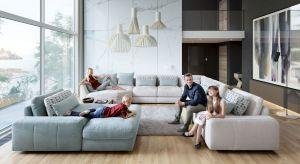 Sofa to nieodzowny element wyposażenia każdego salonu. Często odgrywa w nim decydującą rolę, organizuje przestrzeń i określa nastrój wnętrza.Aby wybrać model w równym stopniu wygodny, co efektowny,powinniśmy pamiętać o kilku aspektach.