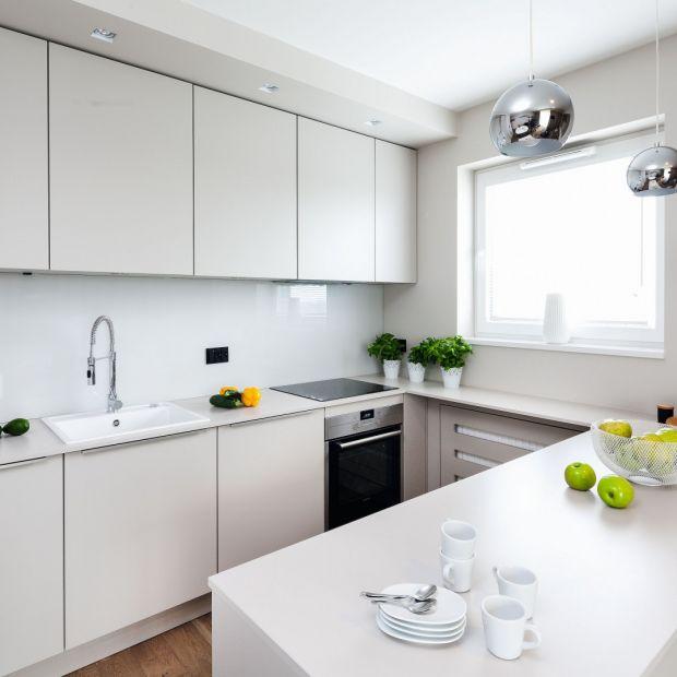 Urządzamy białą kuchnię: zobacz piękne zdjęcia