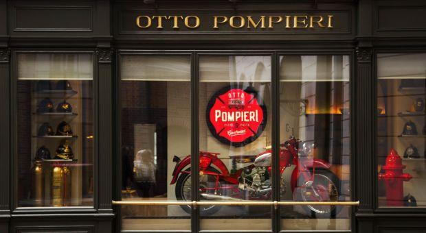Amerykańsko – włoski mariaż stylu: wnętrza warszawskiej restauracji