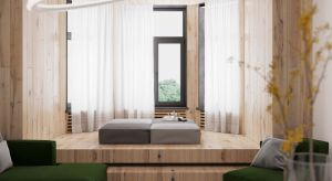 """""""Każdy przedmiot ma swoje miejsce i funkcję. Jeśli nie ma zastosowania, nie powinien znajdować się w mieszkaniu"""". Z tego założenia wyszli inwestorzy i taki priorytet przyjęli projektanci tworząc wnętrza apartamentu."""