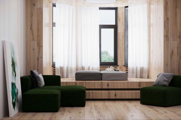 Minimalizm udomowiony - zobacz piękne wnętrza