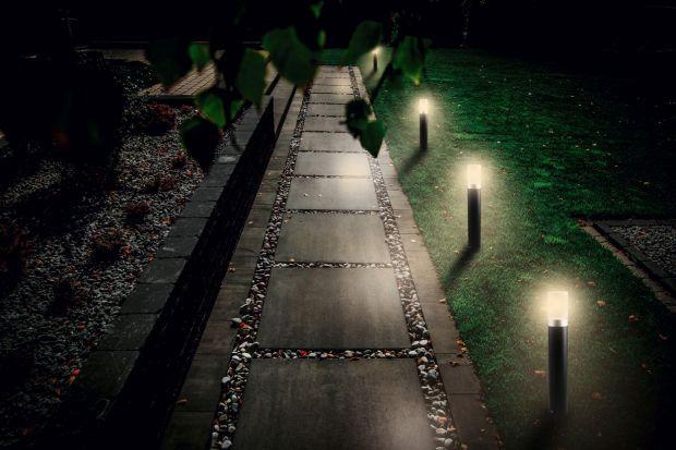 Oświetlenie ogrodowe -  warto w nie zainwestować