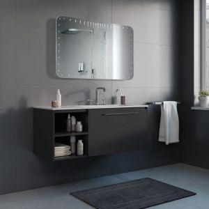 Aranżacja łazienki - nowoczesne meble łazienkowe. Fot. Ruke