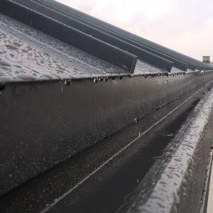 Prawidłowo konserwowane orynnowanie będzie skutecznie chroniło nasz dom przed negatywnym działaniem deszczu i śniegu. Fot. Galeco