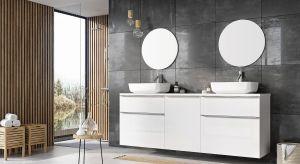 Niezależnie od tego, czy Twoja rodzina jest duża, czy mała, meble łazienkowe z serii Lofty zapewnią jej wyjątkowy komfort podczas codziennej toalety.<br /><br />