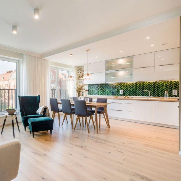 W otoczeniu zieleni: piękny apartament w sercu Wrocławia
